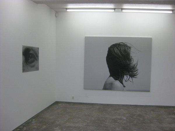 Fra Tom Sandbergs utstilling ved Galleri MGM i 2010