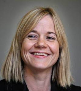 Karin Hindsbo, foto Kjartan Bjelland