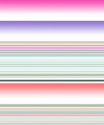 Mads Gamdrup, 'Colour Noise'. Gjengitt med tillatelse fra OSL Contemporary/Mads Gamdrup
