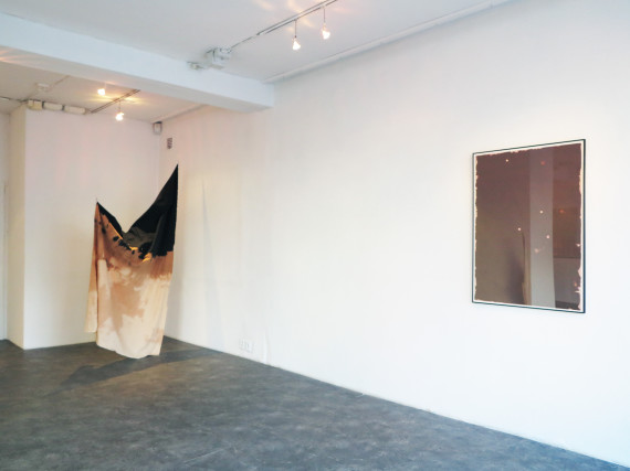 Exhibition view of 'Sol brenn skodde bort'. Photo: Cato Løland