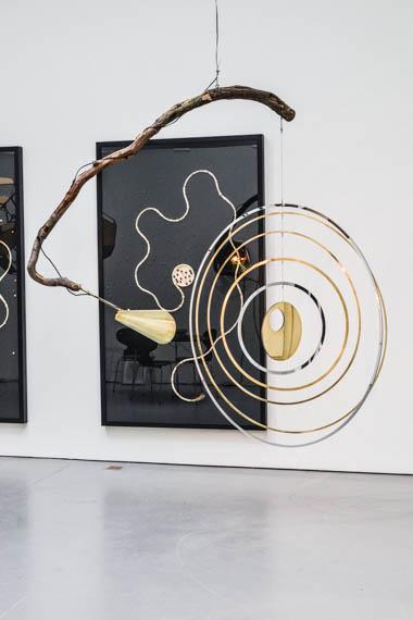 FOS (Thomas Poulsen), 'Mobile', 2010. Andersens Contemporary, København.