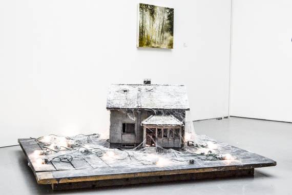 Jarmo Mäkilä, 'The throne of blood', 2012. Galerie Forsblom.