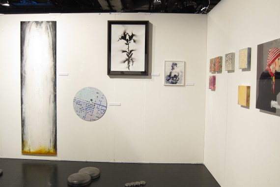 Office d' Art Contemporain, Brussel: installasjonsfoto