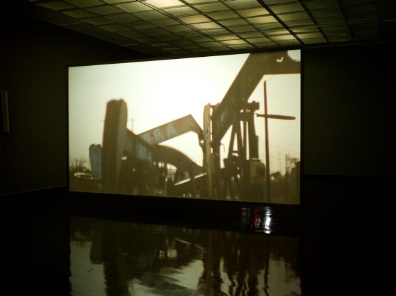 Rosa Barba, 'Time as Perspective' (2012). Foto: Thor Brødreskift
