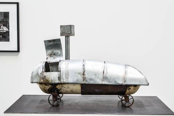 Jeannin/Schuurmans, 'Ubåten', 2012. Christian Larsen Gallery, Stockholm.