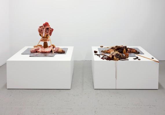 Tony Matelli, 'Double Meat Head', 2008. Foto: Andréhn-Schiptjenko, Stockholm; Leo Koenig Inc., New York