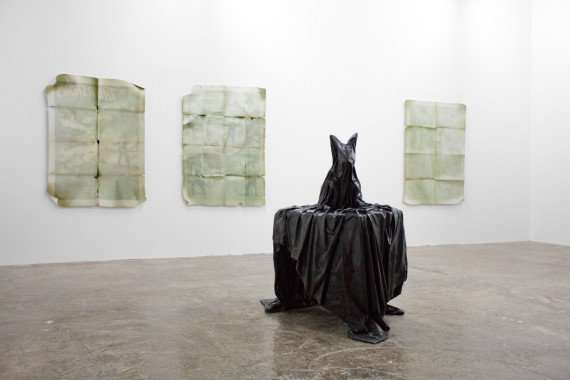 Installation view 'Porta's Description'. Photo: Aurélien Mole