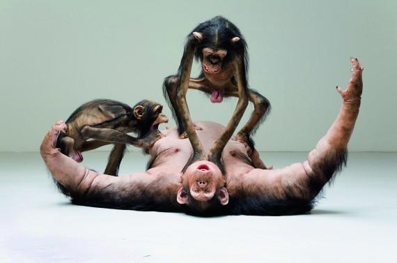 Tony Matelli, 'Old Enemy. New Victim', 2007. Foto: Collección Inelcom Arte Contemporáneo