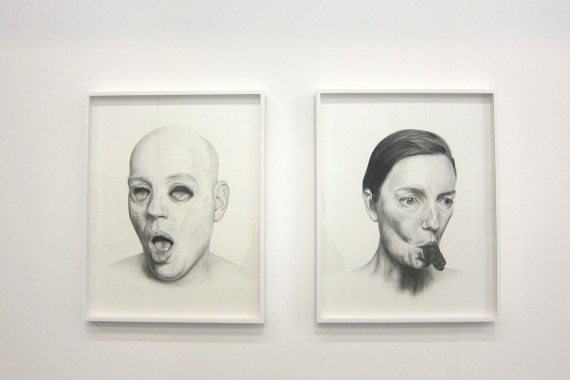 Maes & Matthys Gallery: Aline Bouvy & John Grills