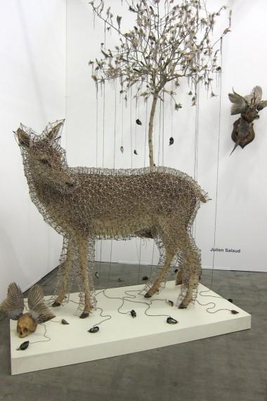 Galerie Suzanne Tarasieve, Paris: Julien Salud