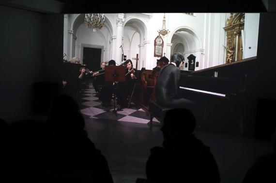 Guido van der Werve, 'Nummer veertien, home video, 54 min 2004', Kling & Bang gallery