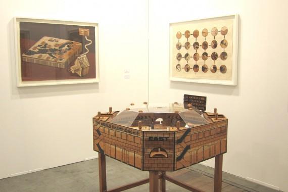 Michel Soskine Inc, Madrid, New York: Abel Barosso