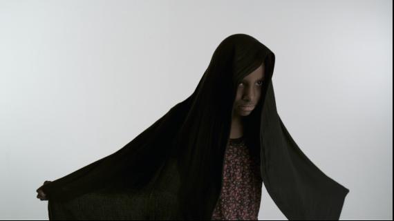 "Charlotte Thiis-Evensen, still from ""Uten tittel', 2012"