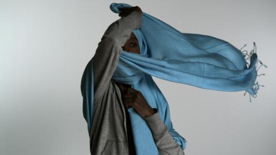 Charlotte Thiis-Evensen, still from the video 'Uten tittel', 2012.