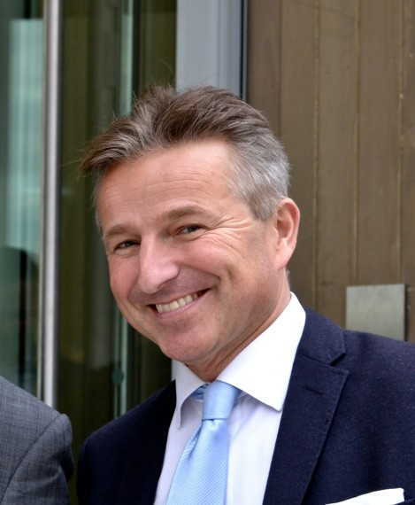 Knut Blomstrøm. Foto: André Gali