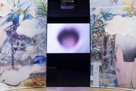 Laure Prouvost Installation view, Max Mara Prize for Women, Whitechapel Gallery, London, 2013 © Laure Prouvost, courtesy MOTInternational, London