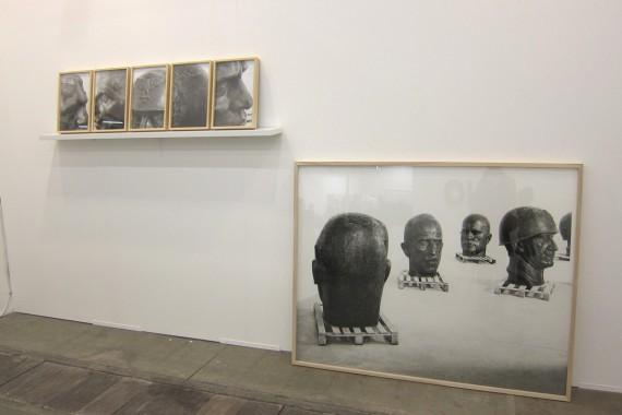 prometeo gallery, Milano: Rosella Biscotti