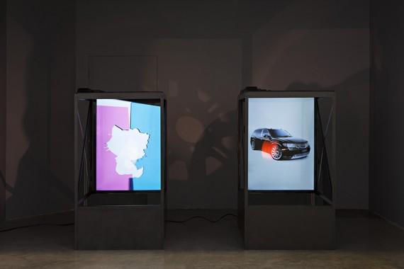 Antoine Catala, 'Image Families', installation view. Photo: Vegard Kleven
