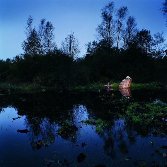 David Farrell, 'Innocent Landscapes, Colgagh',1999.
