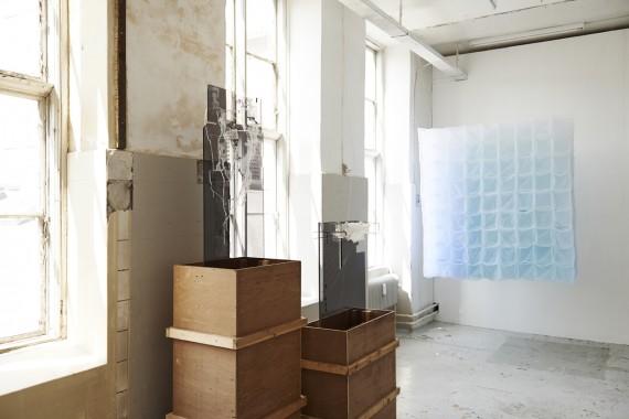 Installasjonsfoto: Cita og Moryama. Foto: Bo Johannsen. ©Another Space