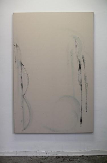 'Snag (Copy)' 180x120 cm, oil on canvas, 2013