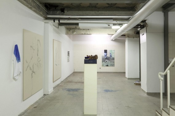 'How To Recognize Different Trees From A Distance Quite Far Away' Exhibition view, Labor/Opelvillen, Rüsselsheim, 2012
