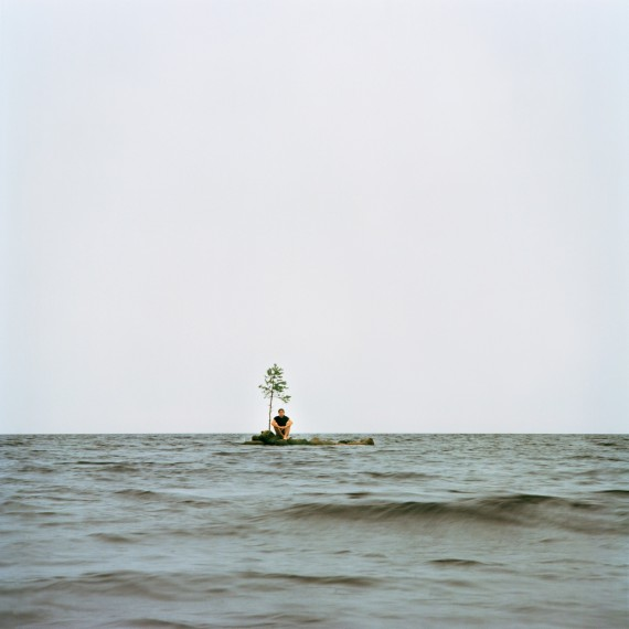 Antti Laitinen, 'It's My Island VI (2007) ® The Artist