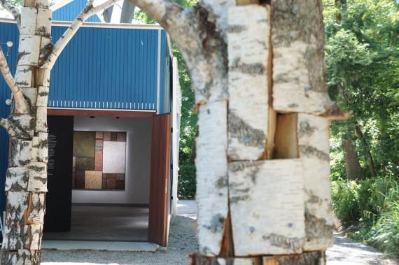 The Finnish Aalto pavilion. Photo: Mika Elo