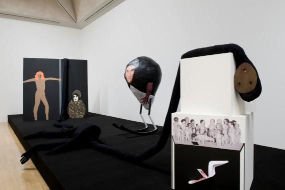 Enrico David, 'Absuction Cardigan' (2009) ©Haugar Vestfold kunstmuseum