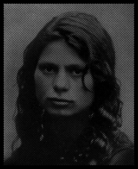 Freedom Fighters, Archive V, 196x160 perforert opl 2013 Tittelen «Freedom Fighters» er Anne-Karin Furunes' hyllest til rom-folket, som ved sin tilstedeværelse i Europas byer utfordrer vår toleranse. Foto: Anne-Karin Furunes/Galleria Traghetto