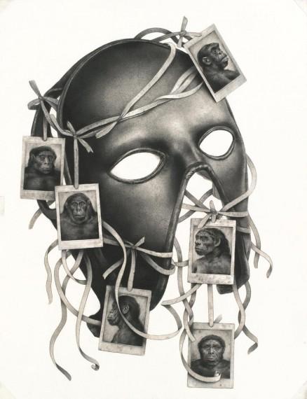 Sverre Malling, 'Masken' (The Mask), 2013