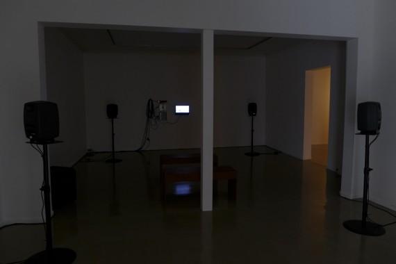 Jana Winderen: Silent Field, 2013. Foto: Monica Holmen
