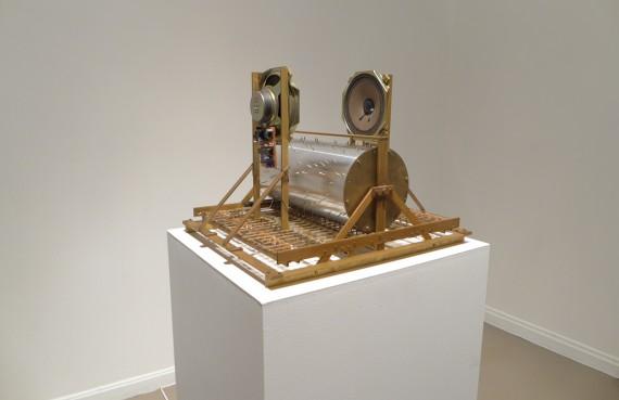 Kristoffer Myskja: Konspirerende maskin, 2007. Foto: Monica Holmen