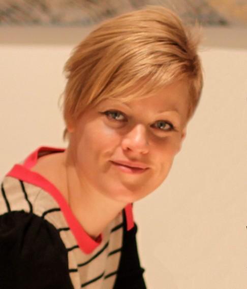 Hilde Tørdal, styreleder i Norske Billedkunstnere.