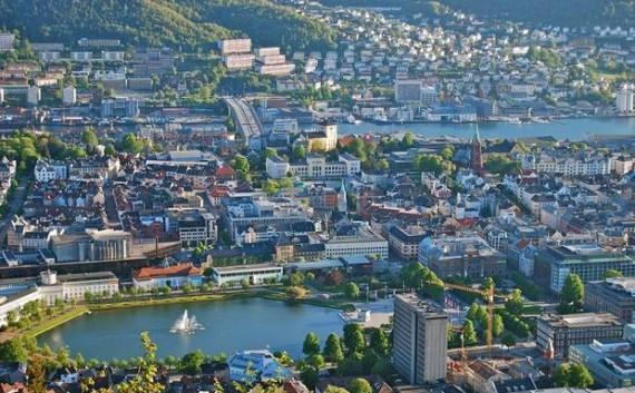Bergen+oversiktsbilde+