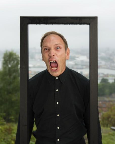 Ekeberg -  The Scream. Foto: Ivar Kvaal / Ekebergparken