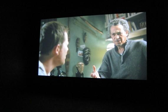 Clemens von Wedemeyer, Against Death (The Fourth Wall), 2009. 9 min loop.