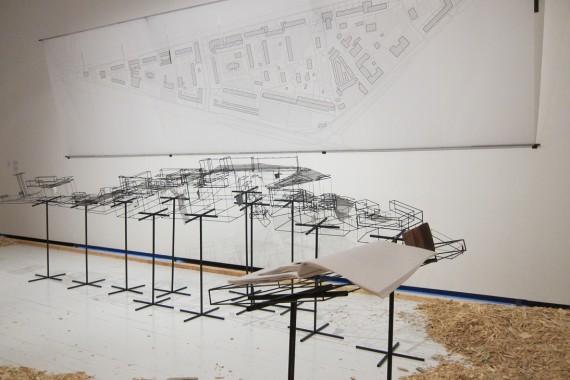 Urban Fauna Laboratory, Valley of Beggars, 2013.