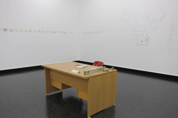 Mariusz Tarkawian, The Artworks of the Future, 2013.