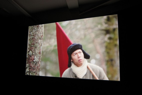 Wong Men Hoi, The East is Red, 2013. HD video, 1h 36min