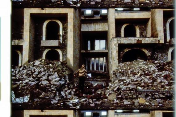 Josef Dabernig, Hypercrisis, detalj. 35mm film, 17 min.