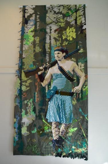 Karina Presttun, tekstil