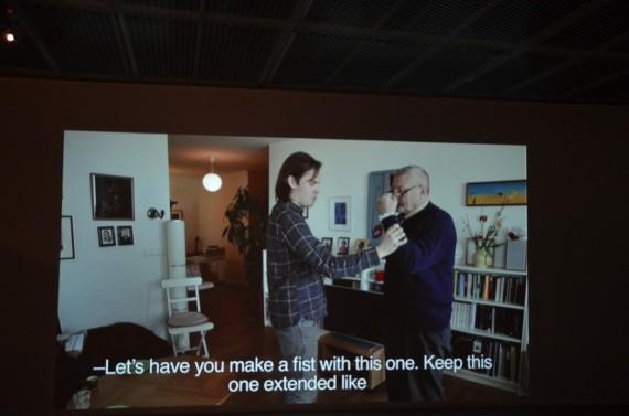 Örn Alexander Àmundasson: Chews/ Tuggur, 2013. Performance