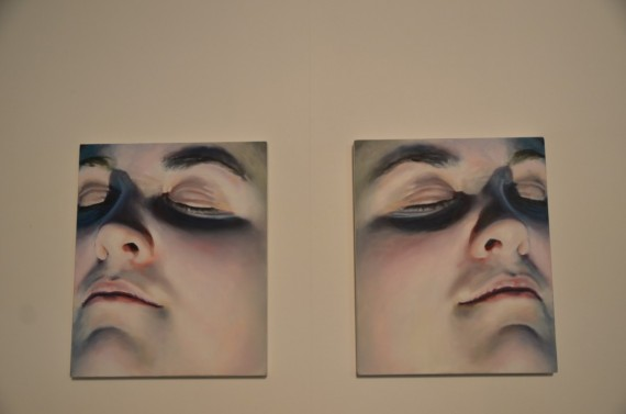 Kristin Austreid: Closer Apart, maleri