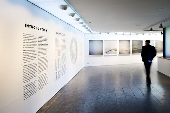 Arktis, installasjonsfoto. Foto: Ty Stange ©Louisiana Museum of Modern Art, Humlebæk