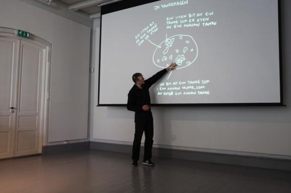 Kurt Johannessen. Med tillatelse fra Kunstbanken Hedmark Kunstsenter