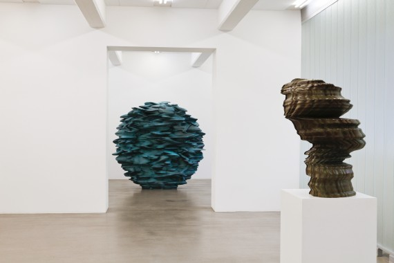 Tony Cragg, installation view. Photo: Andersson/Sandström