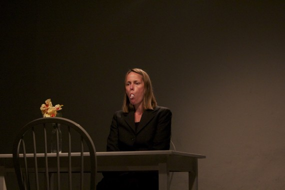 Terese Longva, Dinner for two. Foto: Mia Øquist