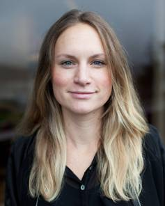 Milena Høgsberg, Acting chief curator at Henie Onstad Art Center