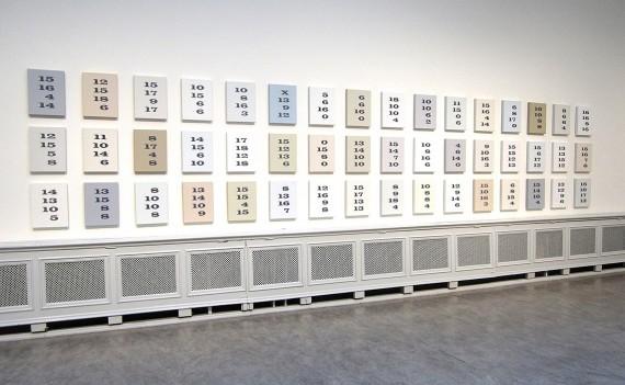 Dag Erik Elgin, Balance of Painters, 2011-12. Foto: Magnus Bons